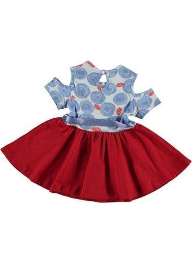 Mininio Elbise Kırmızı